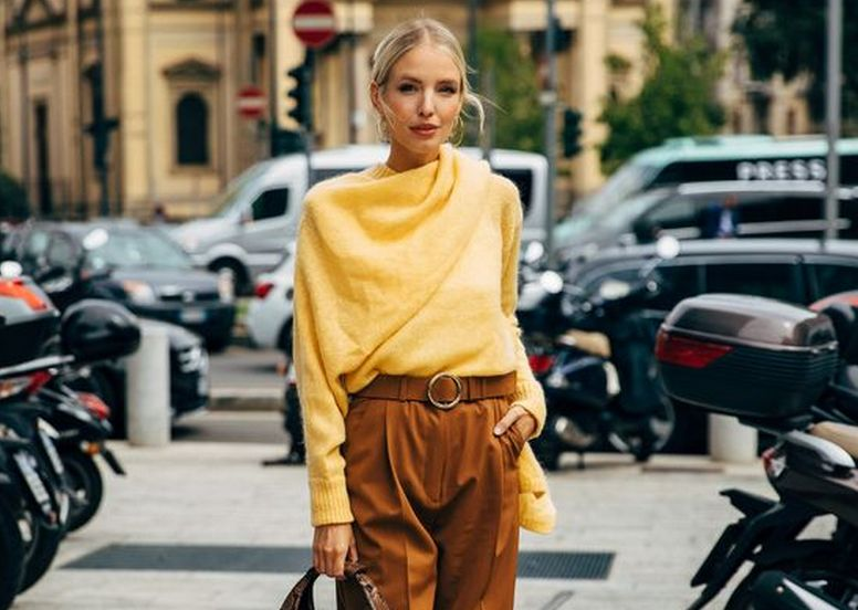 Chic minimalism. How to choose clothes in this style?