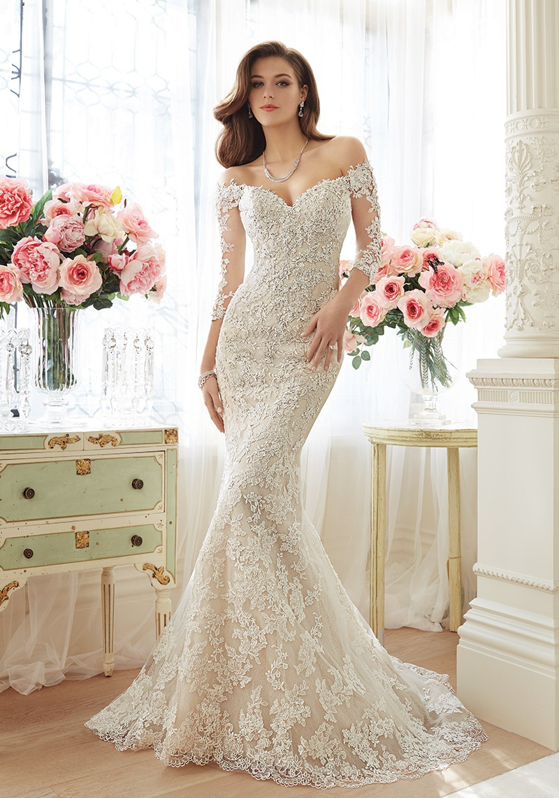 Wedding Dresses for Tall Brides  Pearl Fashion Group