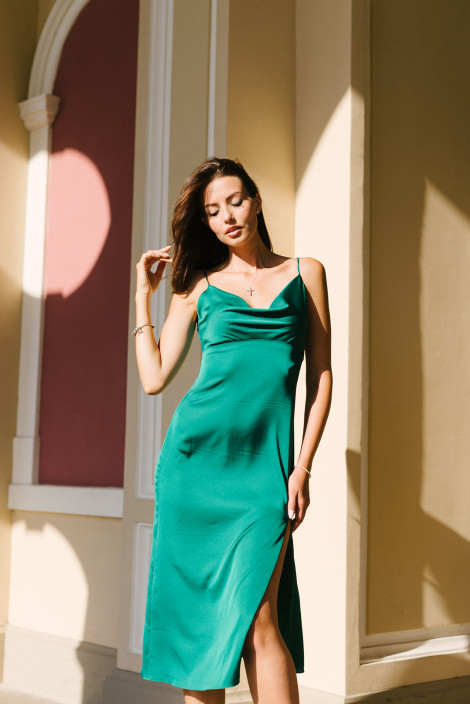 Robe Erin emerald