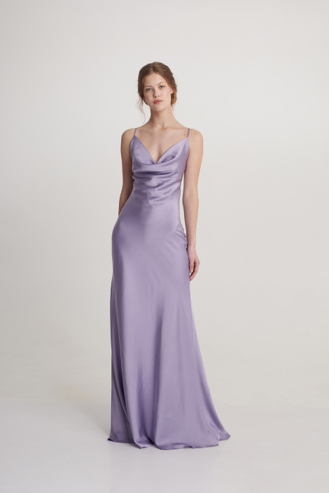 Dress Ivy long lavanda