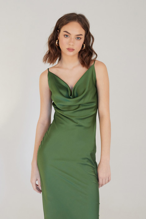 Robe Faith Forest Green