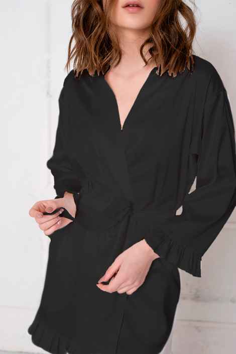 Robe Grace casual noir