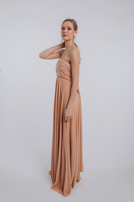 Infinity Convertible Dress Bridesmaid Dress Lira