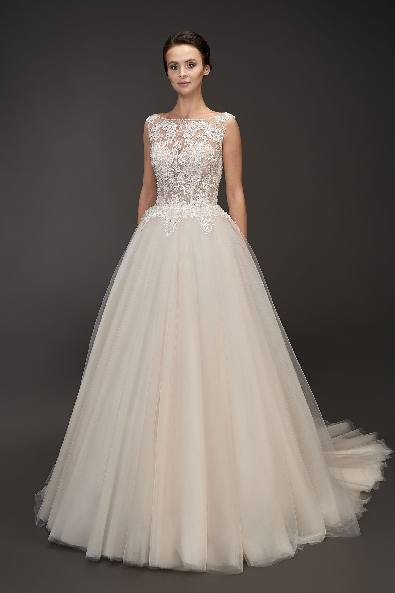 Buy Online Wedding Dress Rose Princess Ball Gown Sweetheart