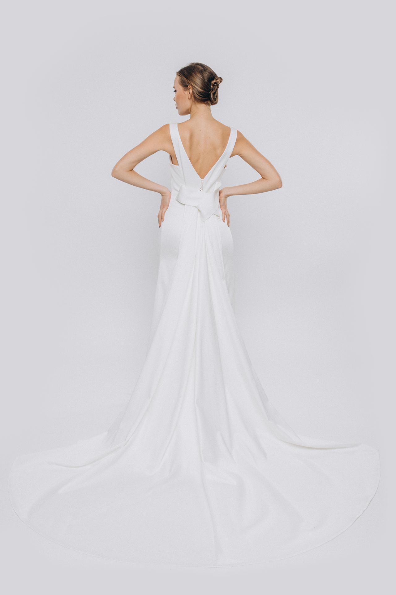 Romantic White Wedding Dress Elegant Mermaid Wedding Gown Modern Bridal Dress 2020 Mermaid Brocade Wedding Dress Sesilia Pearl Fashion Group,Summer Elegant Pakistani Wedding Guest Dresses